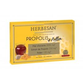 Propolis-Pollen Herbesan - 10 amp buv