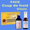 Pack 'Coup de Froid' Enfants