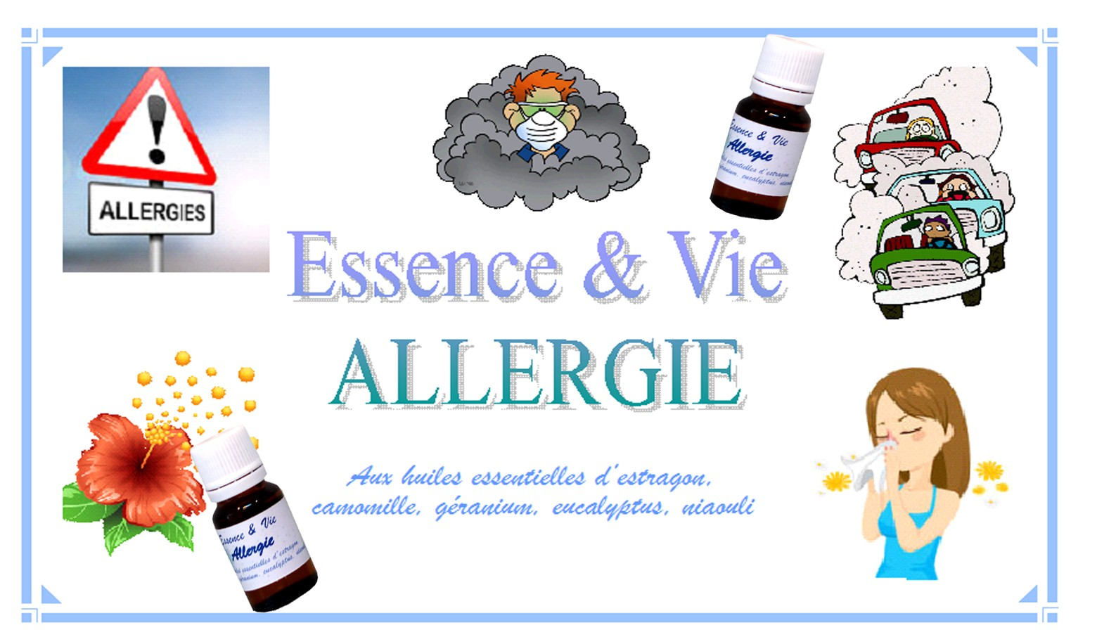 Essence & Vie - Allergie