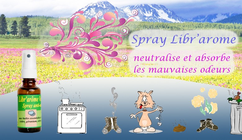 spray anti odeur