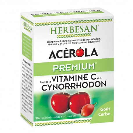 Acerola premium Herbesan