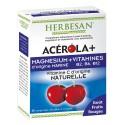 Acerola Magnésium Vitamines B Herbesan