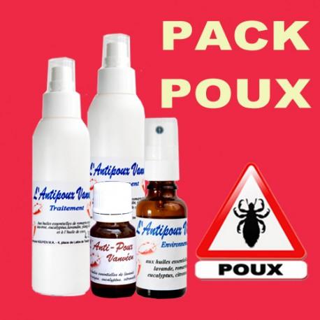 Pack POUX traitement
