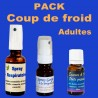 Pack coup de froid adultes